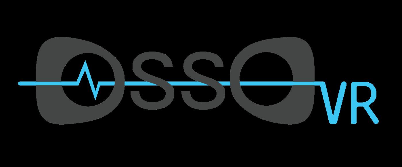 VR medical training platform OssoVR logo