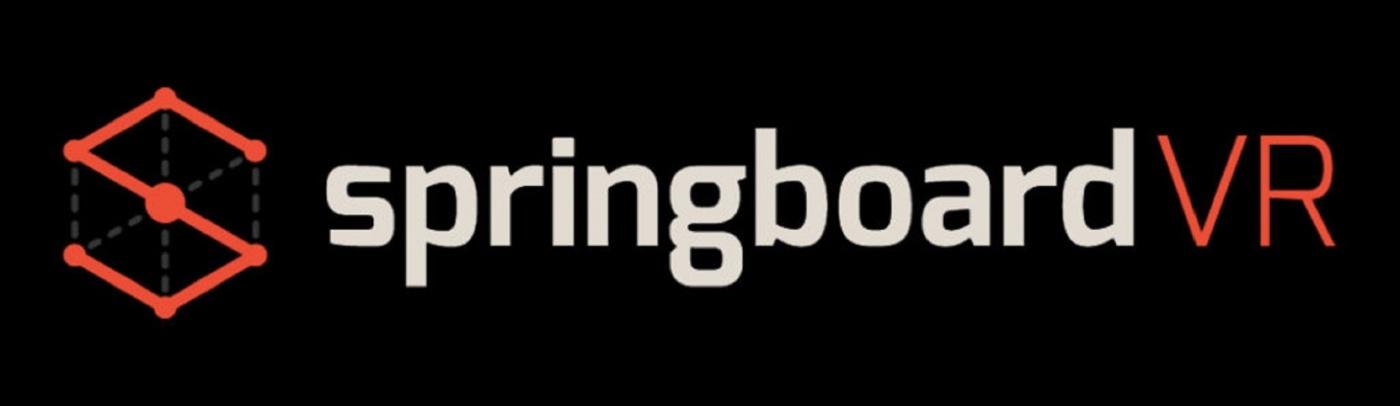 VR Arcade management platform SpringboardVR Logo